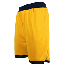 (2 pieces/lot) High Quality Basketball Mesh Shorts with Pocket Running Shorts Boy Summer Beach Shorts 10 Colors Plus Size