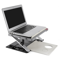 Portable Laptop Computer Standing Desk Tablet Holder