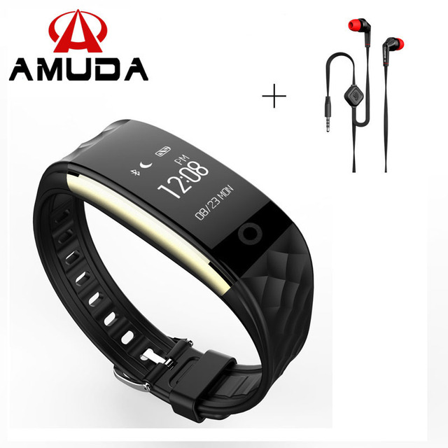 4c497b978 Amuda marca lujo Smart Watch reloj Monitores pulsera reloj Bluetooth  smartwatch para iphone android inteligente