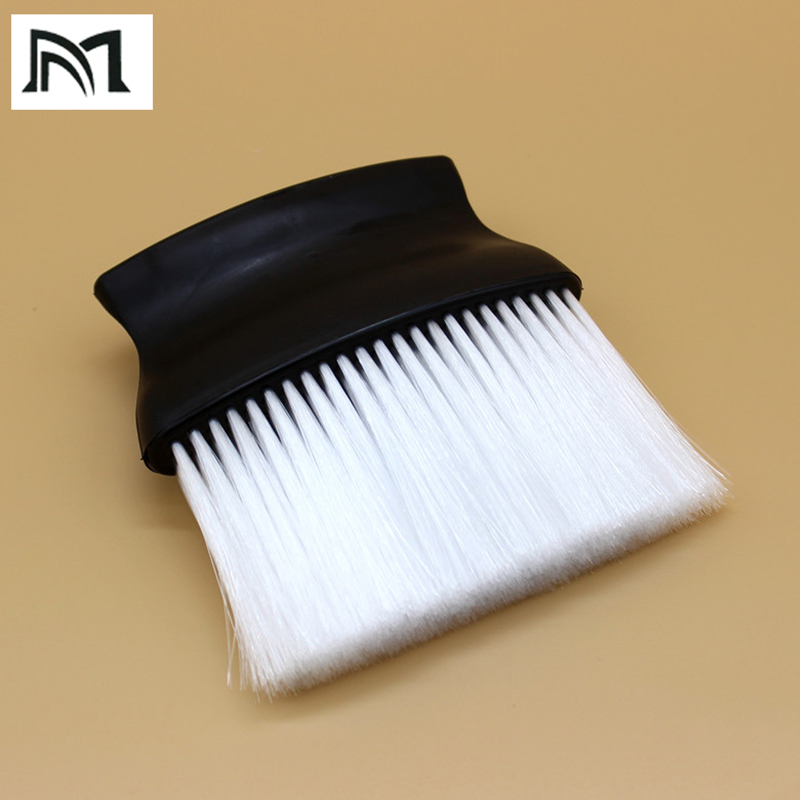 Shave Brush Soft Salon Professional Hairdressing Hair Cutting Brush Neck Duster Hair Soft Hair Clean Brush Haircut Styling Tools
