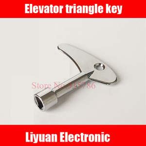 Elevator Triangle-Lock/universal Key/train-Door