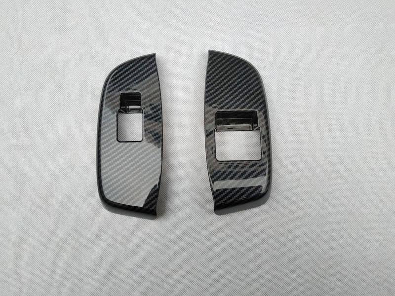For NISSAN NV200 Evalia 2010 2018  interior Door handle Armrest Cover Sticker trim chrome car accessories (7)