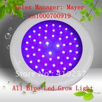 All Blue Led Grow Light 100W(50*3W) with MCPCB