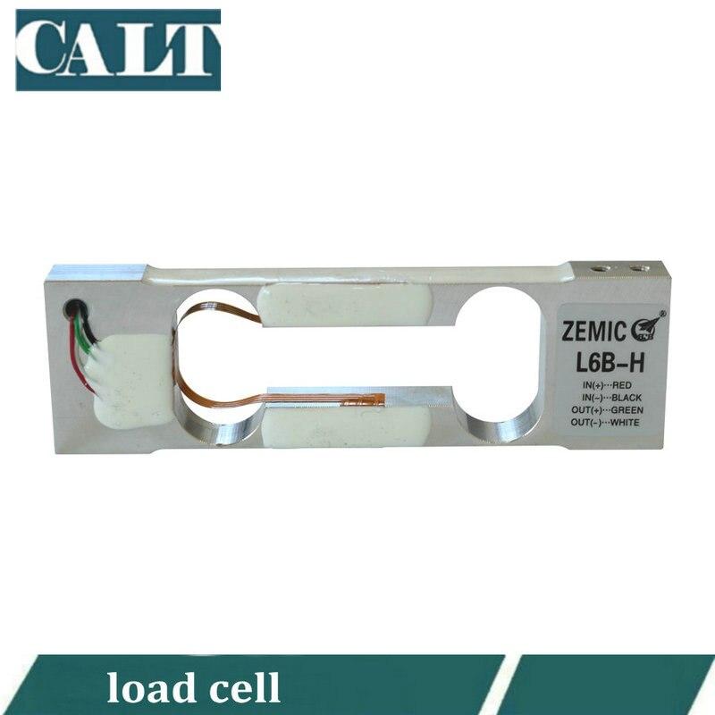 ZEMIC L6B-H small range weighing scale sensor 300g 600g 1200g 1500g 3000g capacity load cell недорго, оригинальная цена