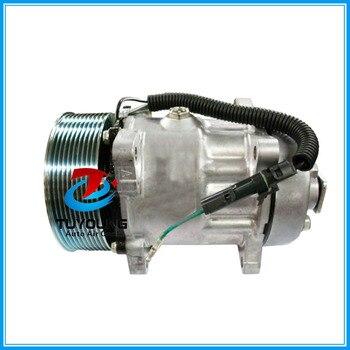 Sd 7H15HD FLX7 SD 709 SD 4872 N83304054 AC Kompressor Für Heavy Duty Semi Truck CO 4872C 68165 304054