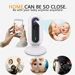 Image 5 - Wdskivi Batterie HD 1080P Mini IP Kamera 100% Drahtlose WiFi Kamera Sicherheit Überwachung CCTV Kamera Baby Monitor iCSee App