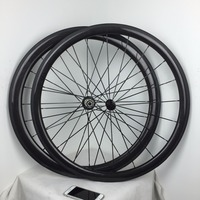 700c 38mm Carbon Cycling Road Wheelset Clincher Or Bike Wheels Complete Road Bicycle Carbon Wheelsets Basalt Brake Surface