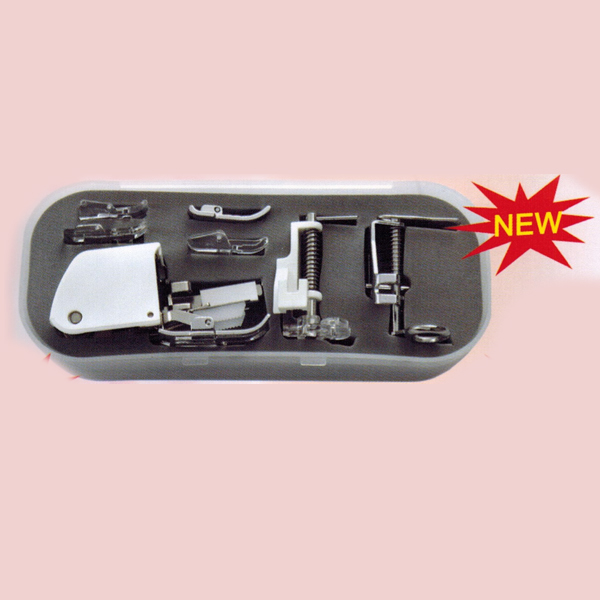 CY-007-004 HOME-SEWING MACHINE PRESSER FOOT SUITE HOUSEHOLD SEWING MACHINES EMBROIDERED PRESSER FOOT 7PCS/SET