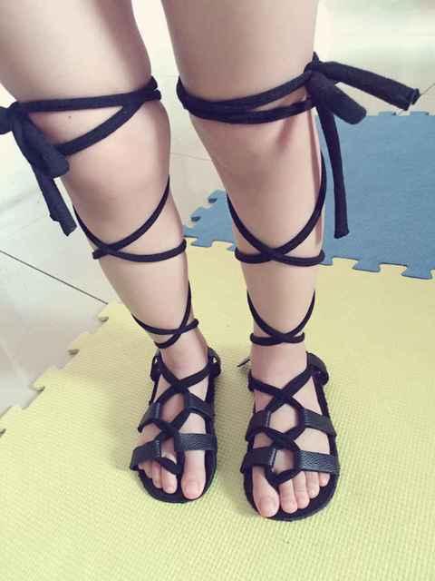 1aac52bda64 50 pairs lot summer boots fashion Roman girls kids gladiator shoes toddler  baby girls sandals