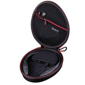 Image 5 - Чехол для беспроводных наушников Smatree, чехол для зарядки для LG HBS 910/1100/900/800/760/750/730/700 Вт (наушники в комплект не входят)