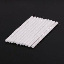 10 piezas 8*130mm humidificadores filtros hisopo de algodón de aire USB humidificador ultrasónico
