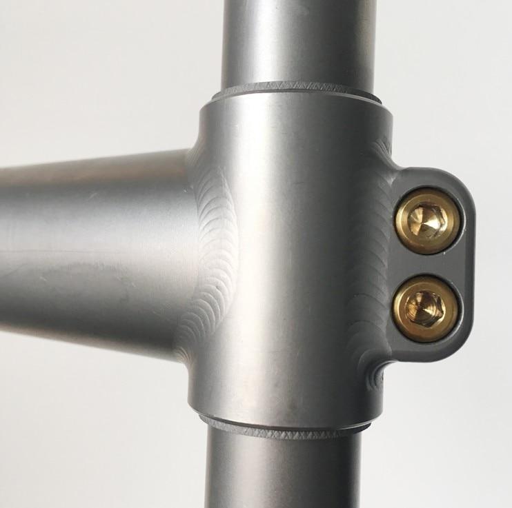 4Pcs Bike Handlebar Shim 25.4mm to 31.8mm Stem Fixed Gear Road Bicycle GR