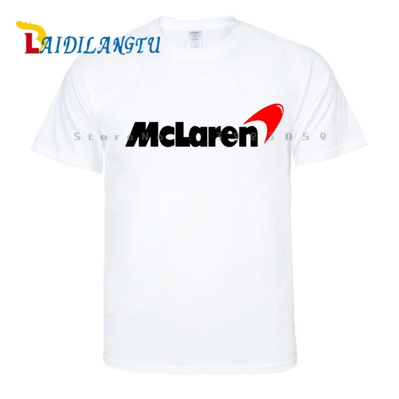 Fashion F1 Ayrton Senna sennacars T-shirt Men F 1 T shirt New Design formula Digital Inkjet Printing Mclaren T shirts