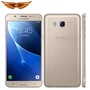 Original Unlocked Samsung Galaxy J7 J7108(2016) 5.5 Inch 3GB RAM 16GB ROM LTE 4G 13MP Camera Octa Core FDD/TDD NFC Mobile Phone