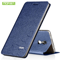 Mofi Brand Xiaomi Redmi Note 4 Case Silicone Leather Flip Cover For Xiaomi Redmi Note 4