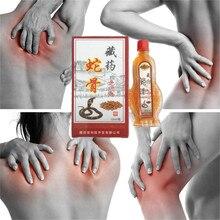 цена на 15ml/bottle DISAAR Pain relief King cobra venom plaster analgesic essential oil rheumatism Arthralgia treatment