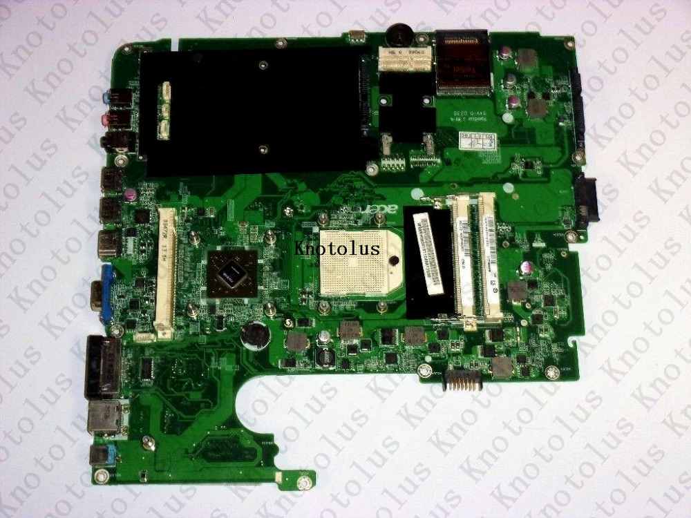 MBARH06001 for Acer aspire 7230 7530 7530G laptop motherboard MB.ARH06.001 31ZY5MB0050 ddr2 Free Shipping 100% test ok mb pju02 001 nal00 la 5401p laptop motherboard for acer aspire 5534 5538 mbpju02001 ddr2 mbpe902001