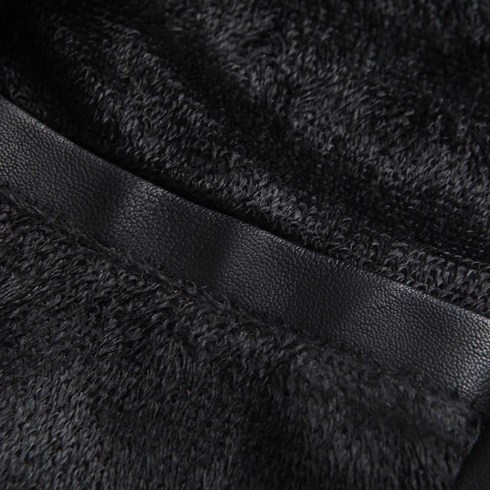 FGKKS Новые мужские Черные Кожаные Замшевые Куртки мужские Брендовые мужские мотоциклетные байкерские кожаные куртки