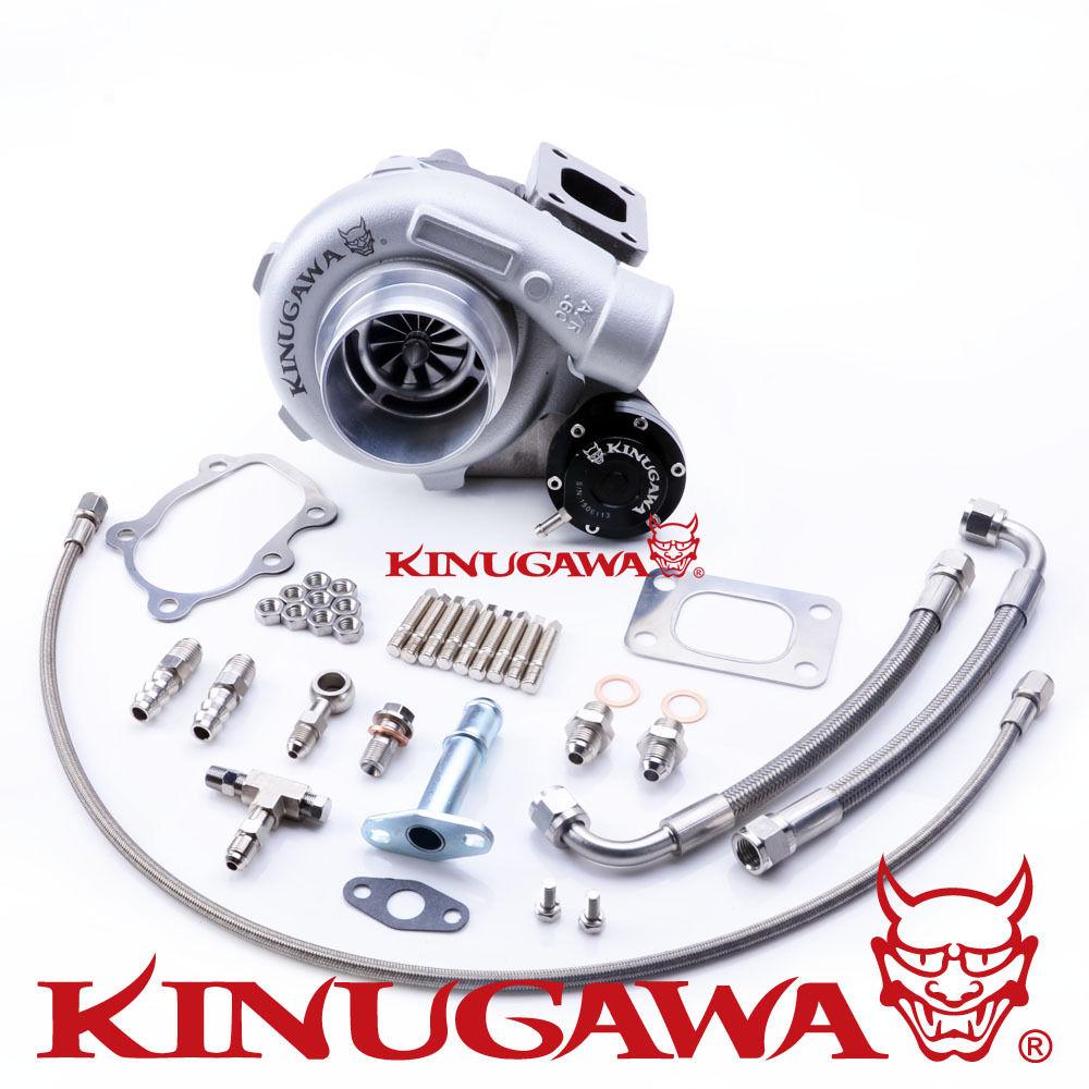 Turbocompressor de rolamento de esferas kinugawa 3