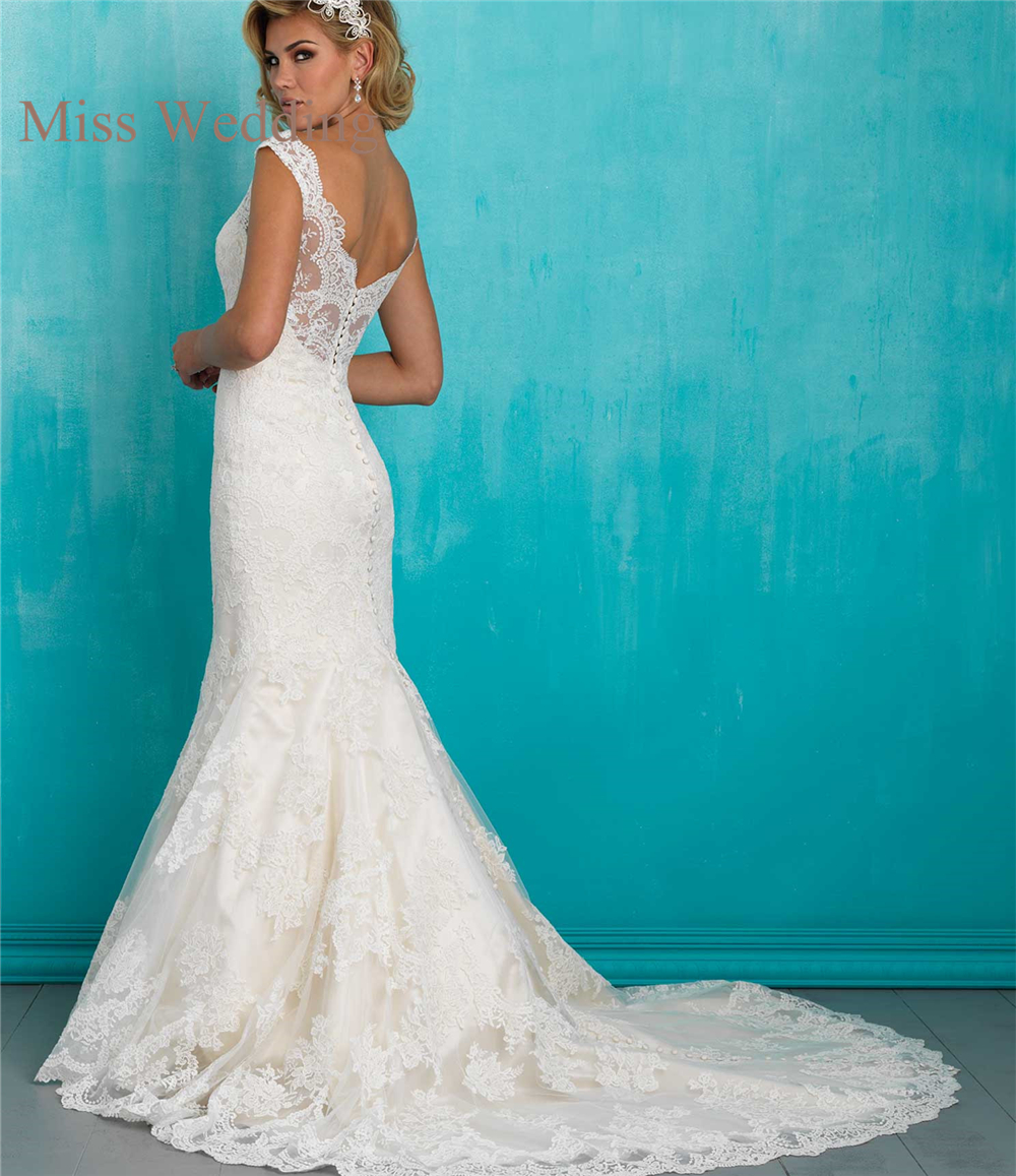 Fantastic Wedding Dresses Vintage Inspired Lace Photos - Wedding ...