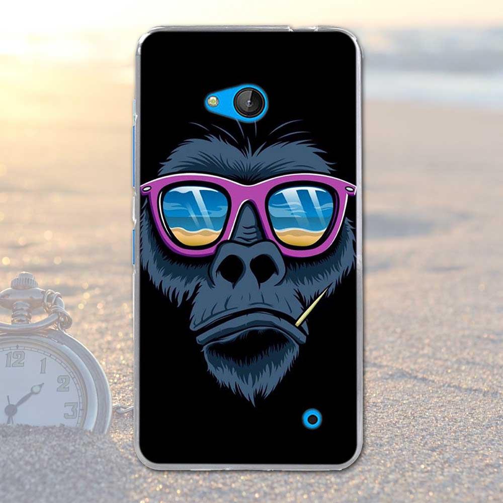 Coque dla nokia 640 case pokrywa dla nokia microsoft lumia 640 silikonowe cell phone case miękka tpu shell dla nokia 640 lumia 640 torba 25