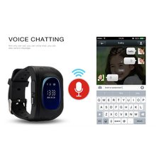 Anti-Lost Colorful Smart Watch with GPS for Kids