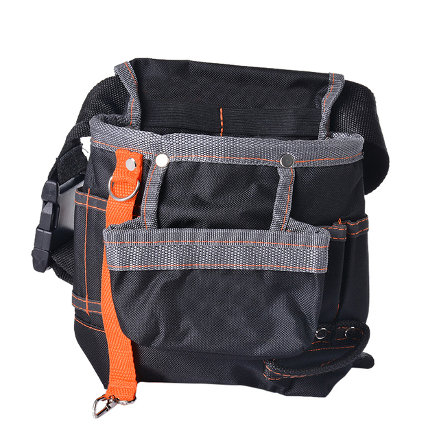 9c780732ba4d Urijk High Quality Electrician Storage Tools Waist Belt bags Hardware Electrical  Tool Bags Grey Edge Cloth packet