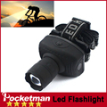 z50 For Camping Hunting LED Headlamp CREE 600Lumen Flashlight Frontal Lantern Durable Zoomable Head Torch Light Bike Riding Lamp