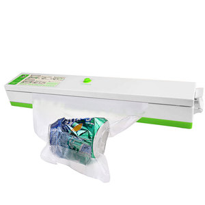 Image 2 - 110V/220V Vacuum Food Sealers with Free Bags Kitchen Appliances Vacuum Packing Sealing Machine Vacuum Packages Packer for Food