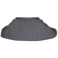 Para toyota camry traseiro carga bota tronco esteira bandeja almofada protetor 2012 2013 2014 2015 acessórios do carro