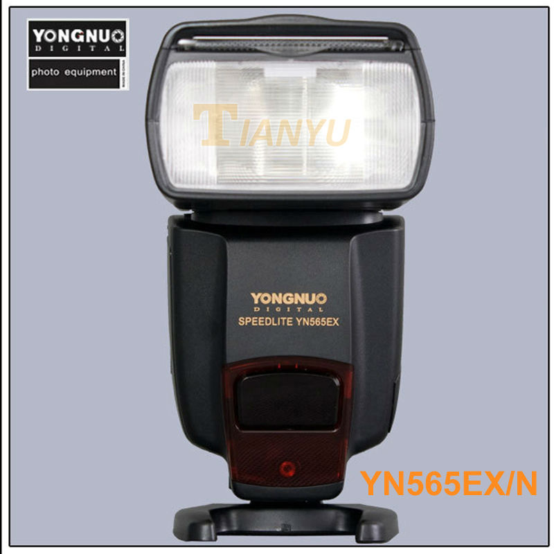 YONGNUO TTL Flash Speedlite YN-565EX YN-565EX N For Nikon D7100 D7000 D5200 D5100 D5000 D3100 D3000 D700 D300 D300s D200 D90 D80 yongnuo yn565ex wireless ttl flash speedlite yn 565ex for nikon d7100 d7000 d5200 d5100 d5000 d3100 camera vs triopo tr 586ex