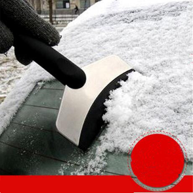 Car-styling Snow Shovel Ice Removal Tool case For Cadillac CTS XTS SRX ATS CT6 ESCALADE