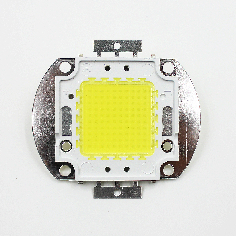 Good 100W LED Integrated High Brightness LED bulb White/Warm white EPISTAR COB Chips led lamps free shipping 50pcs 10w led integrated high power led lamp chips warm white white 900ma 9 12v 800 1000lm 30mil genesis chip free shipping