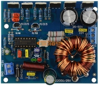 Brand New Car Amplifier Booster Switching Power Supply Board Adjustable Voltage 180W Dc Single DC12V To