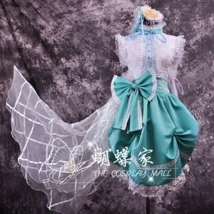 Macross Frontier Sheryl Nome cosplay cosume(China)