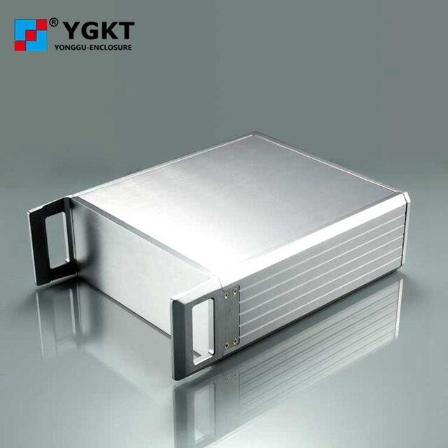 Hot sale 432*88*D 2U rack server chassis aluminum enclosure PCB case