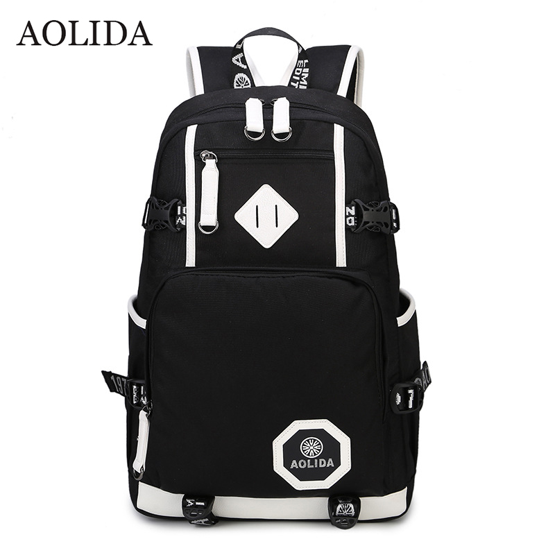 Backpack Women And Men Canvas Casual Bags School Student Backpacks For Teenagers Girls Bays Mochila Solid Women Laptop Backpack men backpack student school bag for teenager boys large capacity trip backpacks laptop backpack for 15 inches mochila masculina