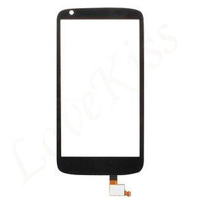 Image 2 - D526 Touchscreen del Pannello Frontale Per HTC Desire 526 526g Sensore Touch Screen Display LCD Digitizer Copertura Esterna In Vetro TP di ricambio