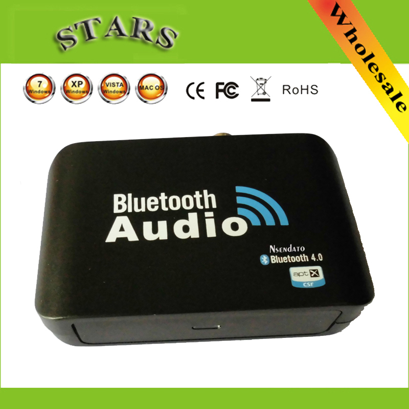 3.5mm Bluetooth Music Speaker Receiver for Sound System Receptor Aptx Bluetooth Digital Music Audio Receiver Support SBC IOPT