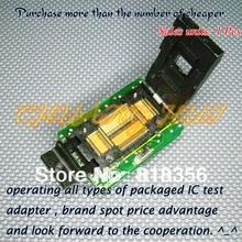 Компания Toshiba BM1138 программист адаптер ПМ-RTC005-312B IC51-0804-566 адаптер/гнездо IC/ИК тест гнездо