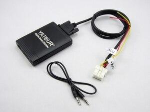Image 5 - Yatour yt m06 USB MP3 AUX adapter Für Nissan Infiniti FX35 G35 M45 Almera Murano Primera Pathfinder Auto Digitale Musik Wechsler
