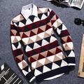 YP1029M 2017 осень зима Горячий продавать модные причинно хороший теплый pullove рождественские свитера мужчин Дешевые оптовая продажа брендовой одежды