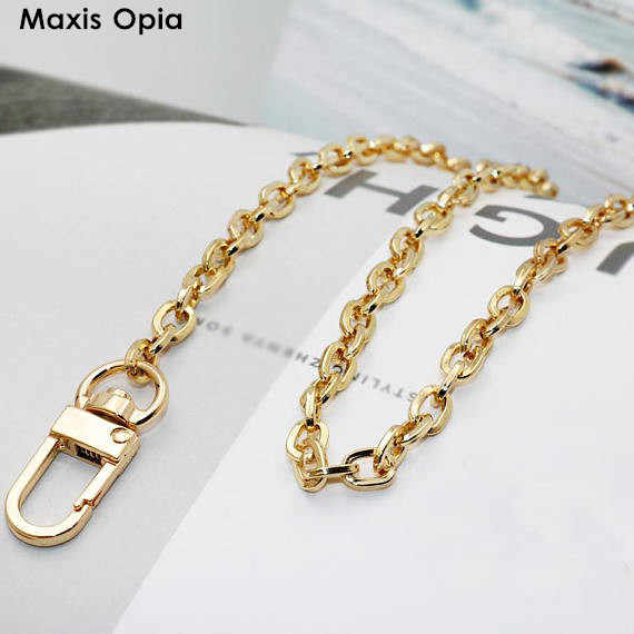 88107bccd1 Light Golo O Shape Thickness 6 mm Metal Replacement Chain Shoulder Bags  Straps for Handbags Handles