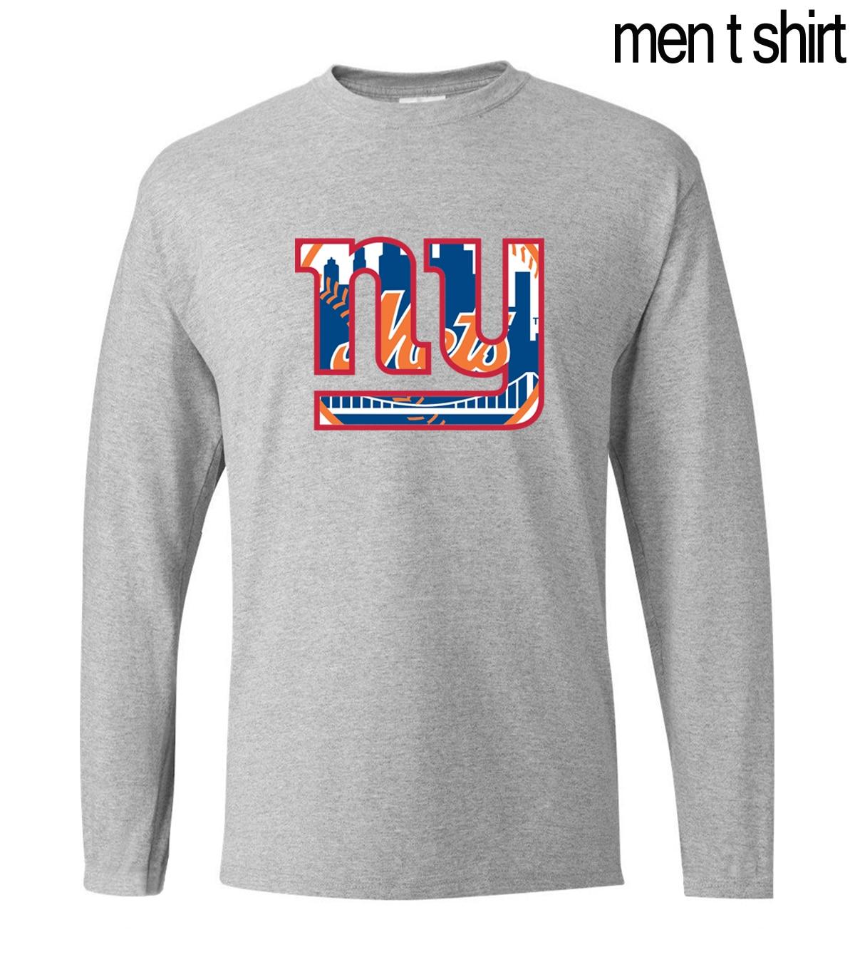 USA Male Long Sleeve T Shirt 2019 Summer American Style 100% Cotton Tshirt Fashion Hip Hop Mens T Shirt Crossfit Cool Men Tshirt
