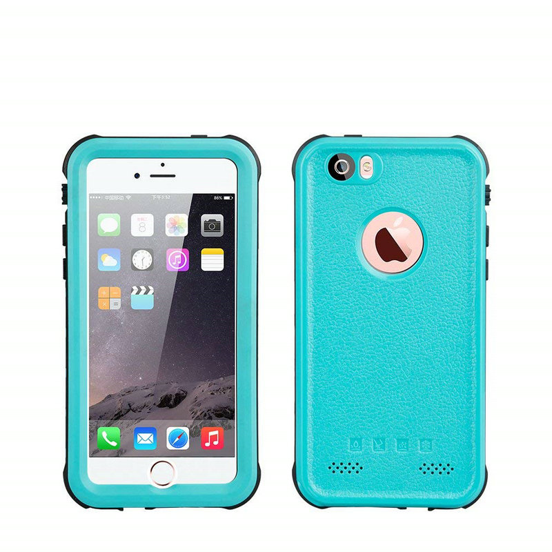 Redpepper Sealed Waterproof Case For iPhone 5 5S SE Shockproof case (11)