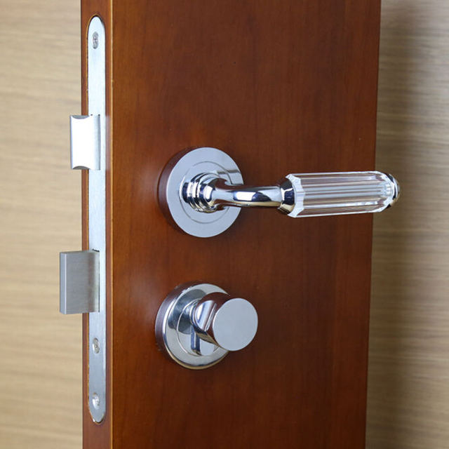 Beau Italy Can Import Imported Spherical Crystal Door Locks, New Crystal,  European Bedroom Door Locks