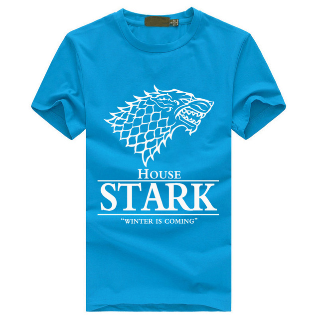 House Stark Logo Men T Shirt