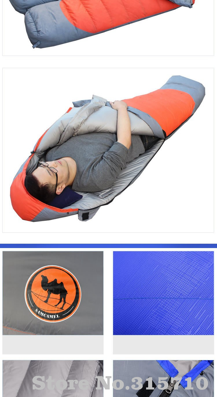 China sleeping bag down Suppliers