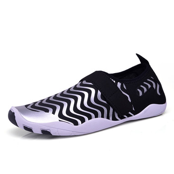 Men's Sneakers Swimming Shoes Barefoot Shoes Women Sea Beach Surfing Water Sports Aqua Shoes Wading Athletic Footwear Slippers фото
