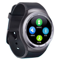 New plus Bluetooth Smart Watch Support SIM Card Sync Notifier SmartWatch For Android Phone QQ sports pedometer Handsfree GPS